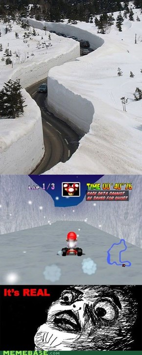 Mario Kart you are real!