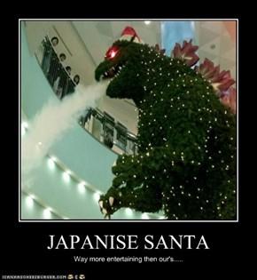 JAPANISE SANTA