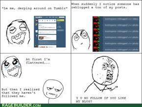 Scumbag Reblogger