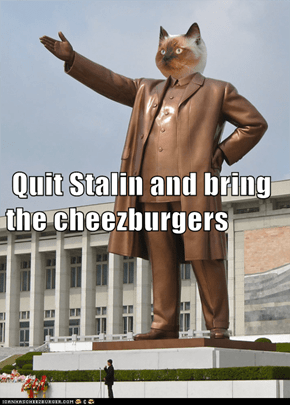 The Statue Demands It