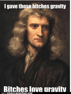 Happy Newtonmass!