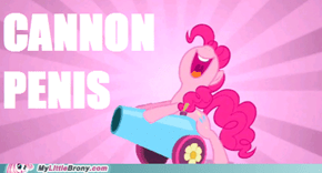 Pinkie Pie isn't bored
