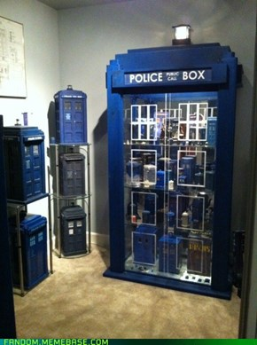 Yo Dawg, I Heard You Liked the Tardis