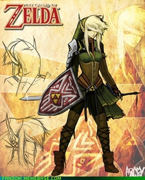 Is This That Zelda Girl You've Been Talking About?