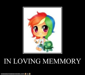 IN LOVING MEMMORY