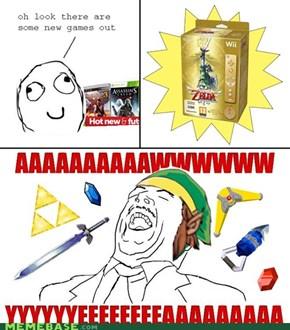 New Zelda game??