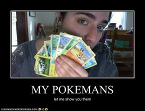 MY POKEMANS