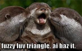 fuzzy luv triangle. ai haz it.