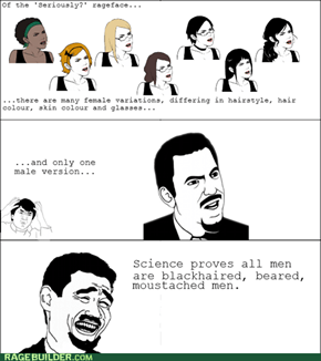 Science also proves all men are named Derp.