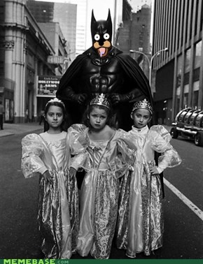 The Pedo Gotham Needs