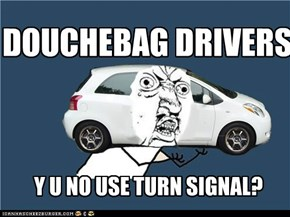 Is your turn signal broken?