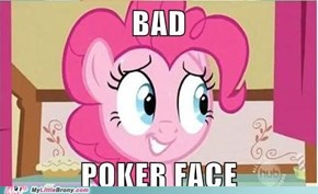 ...Or Bad Pinkie Face?
