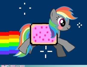 Nyan Pony!