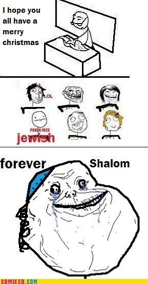 Every Jewish Kid Knows This Pain
