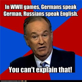 Russians speak Russian?