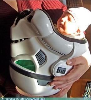 Stormtrooper Tot