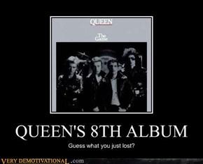 QUEEN'S 8TH ALBUM