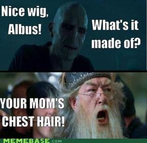 Dumbledore: Oh Snap!