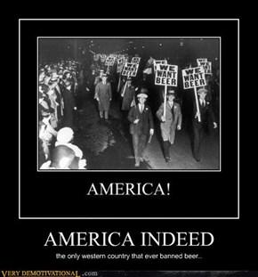 AMERICA INDEED