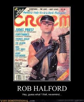 ROB HALFORD