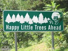 Happy Little Trees WIN