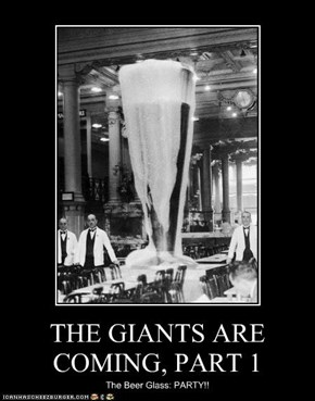THE GIANTS ARE COMING, PART 1