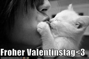 Froher Valentinstag<3