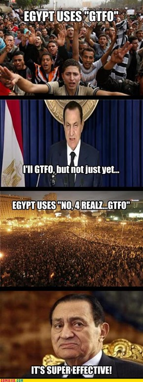EGYPT USES GTFO