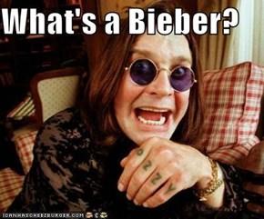 What's a Bieber?