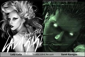 Lady GaGa Totally Looks Like Sarah Kerrigan