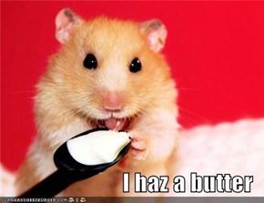 I haz a butter
