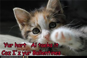 Happie Ballentines Day
