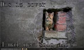 Dis iz cover  4 mai new solo albem