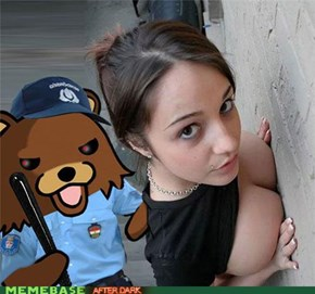 Officer Pedobear