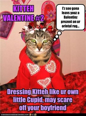 KITTEH VALENTINE #2