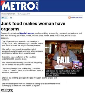 Meals with Benefits Fail
