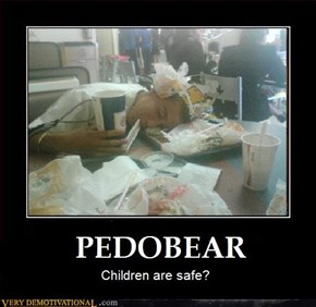 Pedobear score