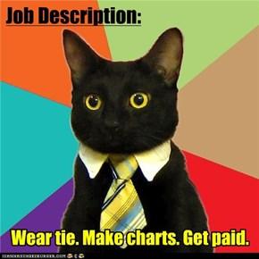 Business Cat: Job Decription