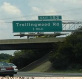 IRL Troll: Drive Carefully