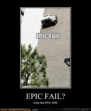 EPIC FAIL?