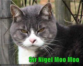 Sir Nigel Moo Moo