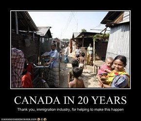CANADA IN 20 YEARS