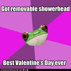 Got removable showerhead?
