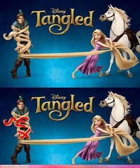 Disney: I See Wut U Did There