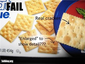 Packaging Fail