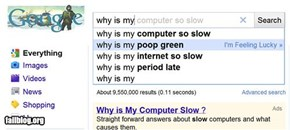 Why is my poop Green?