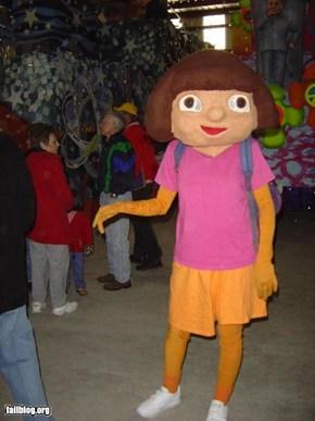 Dora FAIL