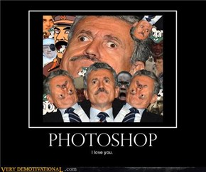 Ode to Photoshop