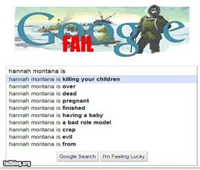 Hannah Montana Fail