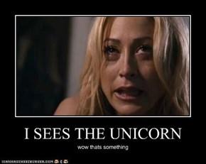 I SEES THE UNICORN